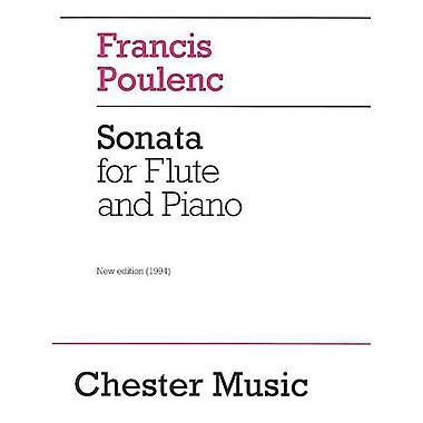 Sonata for Flute and Piano (Music Sales America)
