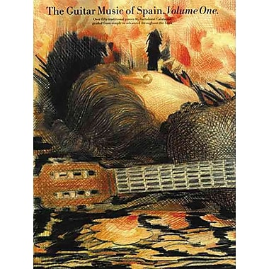 The Guitar Music of Spain