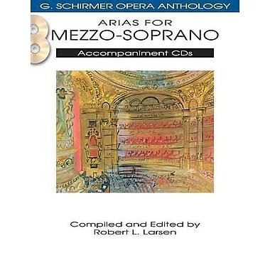 Arias for Mezzo-Soprano - Accompaniment CDs - G. Schirmer Opera Anthology