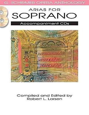 Arias for Soprano - Accompaniment CDs - G. Schirmer Opera Anthology