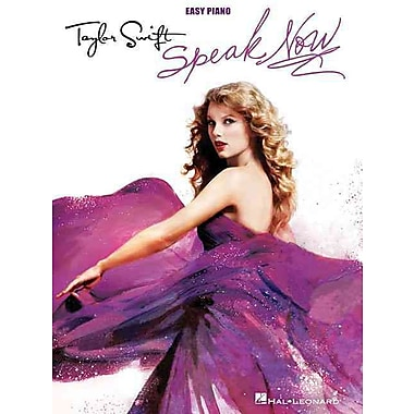 Taylor Swift - Speak Now (Easy Piano)