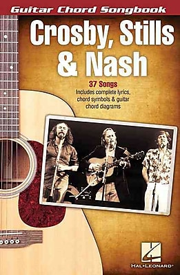 Crosby, Stills & Nash - Guitar Chord Songbook (Guitar Chord Songbooks)