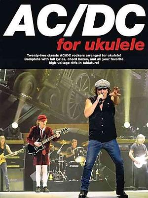AC/DC for Ukulele (Music Sales America)