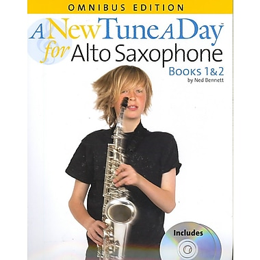 New Tune A Day Alto Saxophone Omnibus (New Tune a Day (Unnumbered))