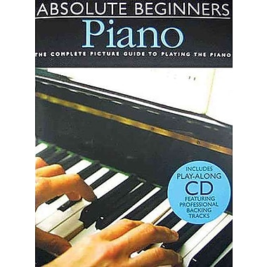 Absolute Beginners - Piano
