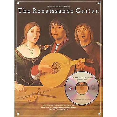 The Renaissance Guitar (The Frederick Noad Guitar Anthology)
