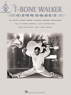 The T-Bone Walker Collection (Guitar Recorded Version)