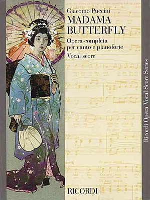 Madama Butterfly: Vocal Score