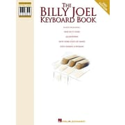 The Billy Joel Keyboard Book: Note-for-Note Keyboard Transcriptions