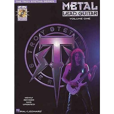Metal Lead Guitar/Book and Cd (Vol. 1)