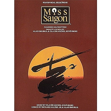 Miss Saigon (Piano/ Vocal Selections)