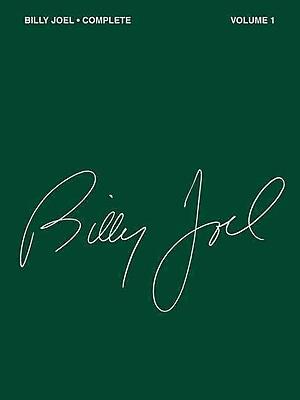 Billy Joel Complete - Volume 1