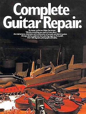 Complete Guitar Repair