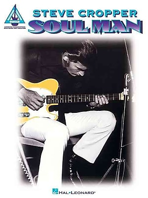 Steve Cropper - Soul Man (Guitar Recorded Versions)