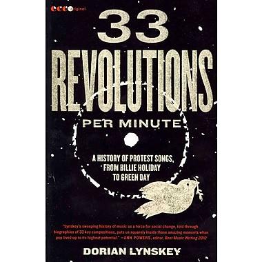 33 Revolutions per Minutes