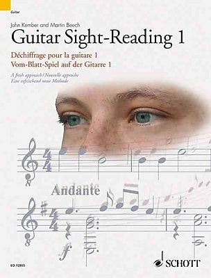 Guitar Sight-Reading 1 (The Sight-Reading Series) (Pt. 1)