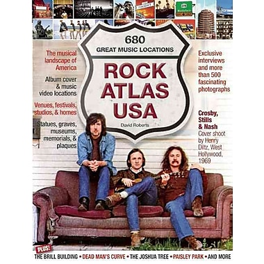 Rock Atlas USA: The Musical Landscape of America