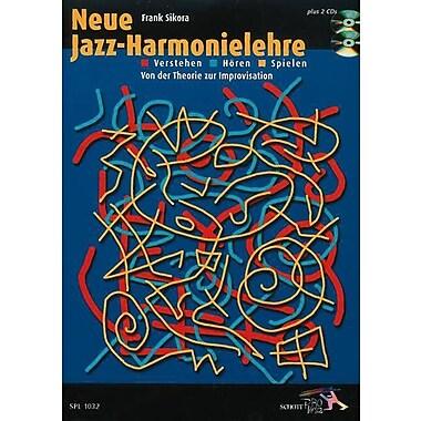 Neue Jazz-Harmonielehre Book/CD: (German Text) (Schott)