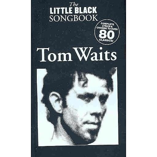 Tom Waits The Little Black Songbook Chordslyrics Staples