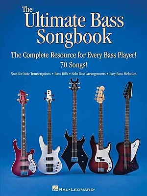 The Ultimate Bass Songbook - the Complete Resource for Every Bass Player!