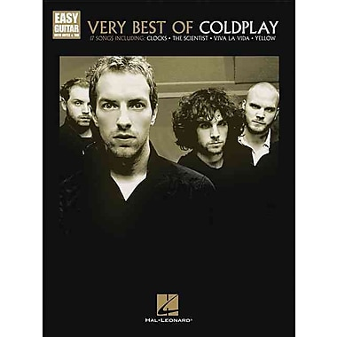 Very Best of Coldplay: Easy Guitar with Notes & Tab