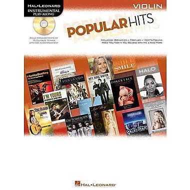Popular Hits For Violin - Instrumental Play-Along Cd/Pkg