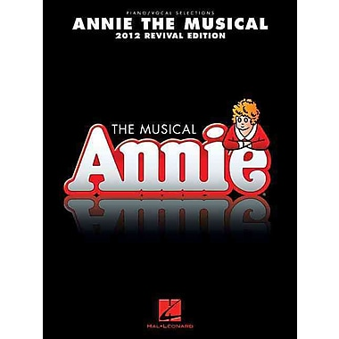 Annie - 2012 Revival Vocal Selections
