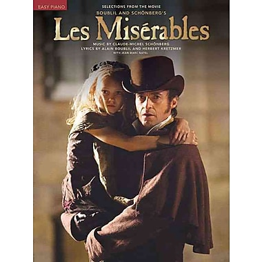 Les Miserables - Movie Selections (Easy Piano)