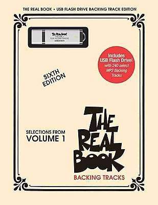 The Real Book - Volume 1: USB Flash Drive Play-Along