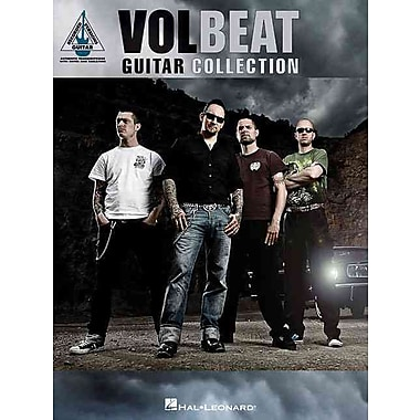 Volbeat Guitar Tab Collection (Guitar Recorded Versions)