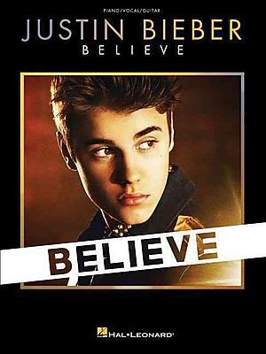Justin Bieber - Believe (Piano/Vocal/Guitar)