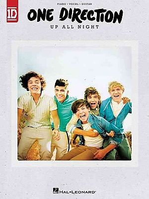 One Direction - Up All Night (Piano/Vocal/Guitar)
