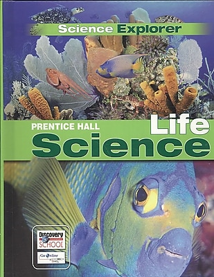 SCIENCE EXPLORER C2009 LEP STUDENT EDITION LIFE SCIENCE