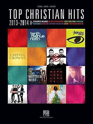 Top Christian Hits 2013-2014 (Piano/Vocal/Guitar)