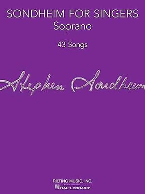 Sondheim for Singers: Soprano (43 Songs)