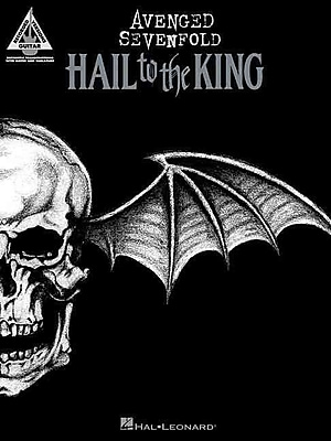 Avenged Sevenfold - Hail to the King (Guitar Recorded Versions)