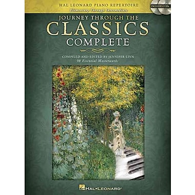 Journey Through the Classics Complete (Book/2-CD Pack)