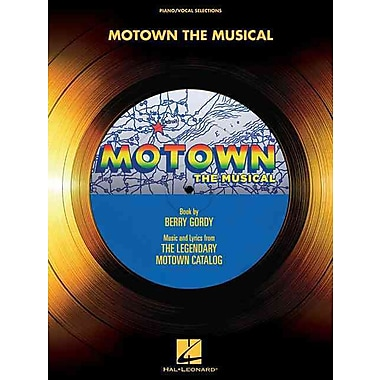 Motown: The Musical (Vocal Selections)