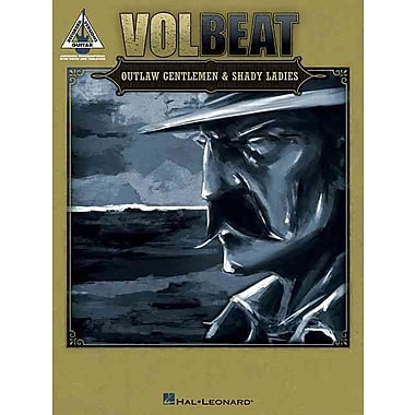 Volbeat - Outlaw Gentlemen & Shady Ladies (Guitar Recorded Version) (Hal-Leonard Guitar Play-Along)