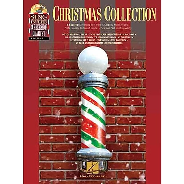 Christmas Collection: Sing in the Barbershop Quartet, Volume 5