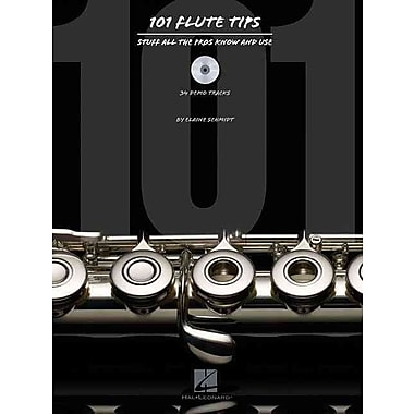 101 Flute Tips: Stuff All the Pros Know and Use (Book/CD)