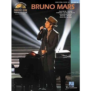 Bruno Mars: Piano Play-Along Volume 126 (Book/CD) (Hal Leonard Piano Play-Along)