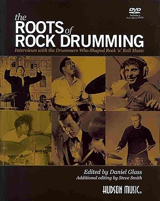 The Roots of Rock Drumming Book/DVD