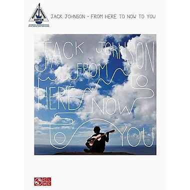 Jack Johnson - From Here to Now to You (Guitar Recorded Versions)