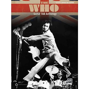 The Who -- Guitar TAB Anthology: Guitar TAB