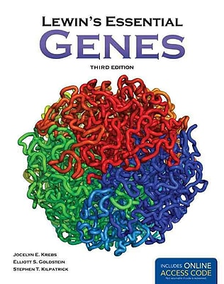 Lewin's Essential GENES (Biological Science)