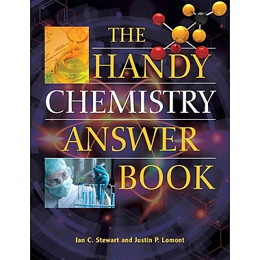 The Handy Chemistry Answer Book (The Handy Answer Book Series)