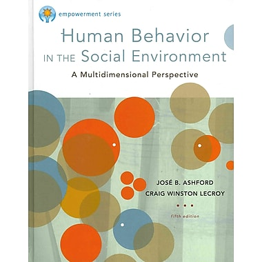 Brooks/Cole Empowerment Series: Human Behavior in the Social Environment