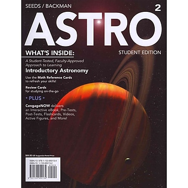 ASTRO 2 (with CengageNOW Printed Access Card) (New, Engaging Titles from 4ltr Press)
