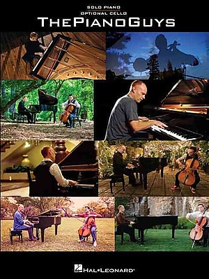 The Piano Guys: Solo Piano with Optional Cello